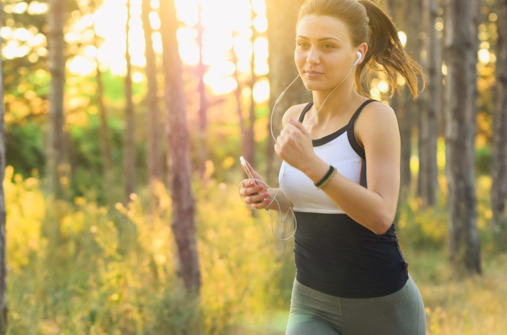 musik-joggen-wald-workout-training