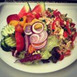 protein-salat-thunfisch-wassermelone-post-workout-gesund