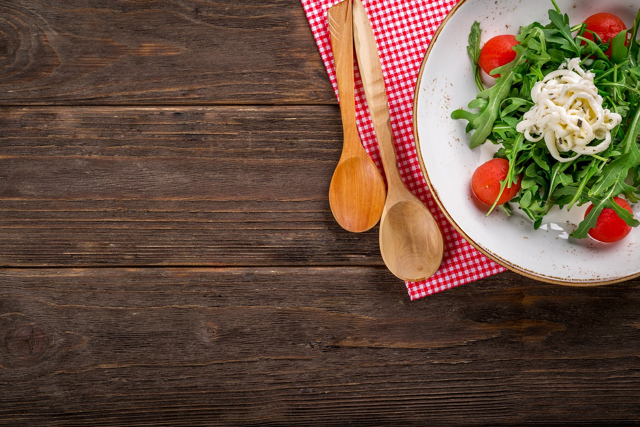 salat-gesund-abnehmen-rucola
